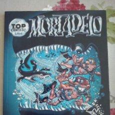 Tebeos: TOMO MORTADELO TOP COMIC NUM.7. EDICIONES B. Lote 118128091