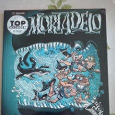 Tebeos: TOMO MORTADELO TOP COMIC NUM.7. ( 2º EDICION ) EDICIONES B. Lote 118128307