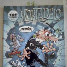 Tebeos: TOMO MORTADELO TOP COMIC NUM.12 . EDICIONES B. Lote 118128443