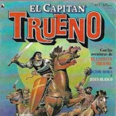 Tebeos: TEBEO. EL CAPITAN TRUENO. Nº 1. EDITORIAL BRUGUERA. Lote 118131459
