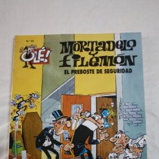 Tebeos: OLE Nº 44 - EL PREBOSTE DE SEGURIDAD. Lote 118155763