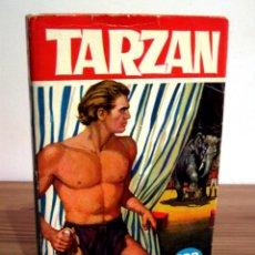 Livros de Banda Desenhada: TARZAN. EL ZOO DEL CIRCO. N º 41. COLECCIÓN HÉROES. BRUGUERA S.A. 2 ª ED. 1966. Lote 118202931