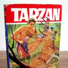 Livros de Banda Desenhada: TARZAN. EL ULTIMO CIERVO. N º 33. COLECCIÓN HÉROES. BRUGUERA S.A. 2 ª ED. 1966. Lote 118203479