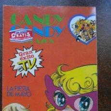 Giornalini: COMIC CANDY CANDY CORAZON. LA FIESTA DE MAYO. 1ª EDICION DE 1985. EDITORIAL BRUGUERA. Lote 118203619