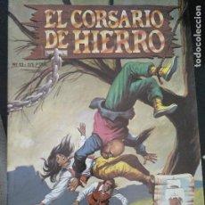Tebeos: EL CORSARIO DE HIERRO, 13 EDICIÓN HISTÓRICA 1987. PERFECTO ESTADO. Lote 118339219