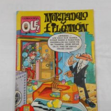 Tebeos: COLECCION OLE! MORTADELO Y FILEMON. Nº 217- M 119. TDKC34. Lote 118379883
