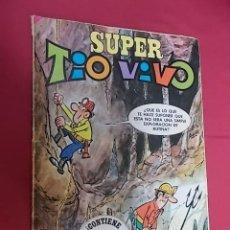 Tebeos: SUPER TIO VIVO. NUMERO EXTRA .1980. BRUGUERA. Lote 118404639