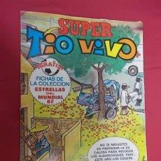 Tebeos: SUPER TIO VIVO. Nº 114. BRUGUERA. Lote 118405751