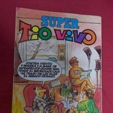Tebeos: SUPER TIO VIVO. Nº 124. BRUGUERA. Lote 118406191