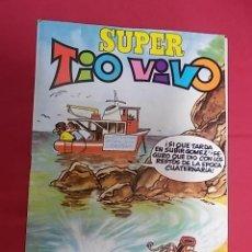 Tebeos: SUPER TIO VIVO. Nº 129. BRUGUERA. CON POSTER. Lote 118407839