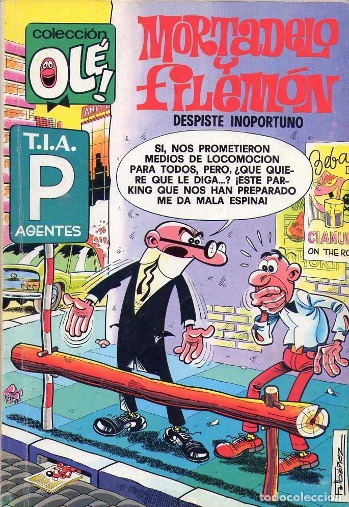 MORTADELO Y FILEMON *** COLECCIÓN OLÉ NÚMERO 150 EDITORIAL BRUGUERA 1979 (Tebeos y Comics - Bruguera - Ole)