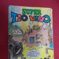 Tebeos: SUPER TIO VIVO. Nº 134. BRUGUERA. . Lote 118500615