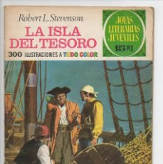 Tebeos: JOYAS LITERARIAS JUVENILES Nº 2. LA ISLA DEL TESORO. Lote 118585711