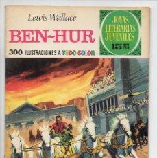 Tebeos: JOYAS LITERARIAS JUVENILES Nº 7 BEN HUR. Lote 118587575