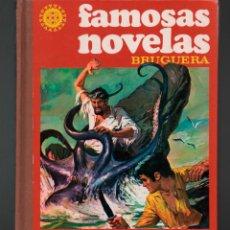 Tebeos: FAMOSAS NOVELAS VOLUMEN XIV BRUGUERA PRIMERA EDICION. Lote 118600283