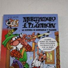 Tebeos: OLE Nº 107 - LA HISTORIA DE MORTADELO Y FILEMON. Lote 118602643