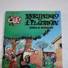 Tebeos: OLE Nº 106 - AGENCIA DE INFORMACION. Lote 118602691