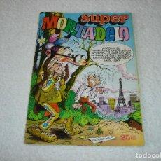 Tebeos: SUPER MORTADELO Nº 44 - EDITORIAL BRUGUERA 1975. Lote 118614579