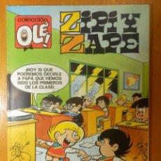 Tebeos: TEBEO - ZIPI Y ZAPE - OLÉ Nº 80-Z-92 - 1ª EDICIÓN JULIO 1990 - BRUGUERA - . Lote 118622655