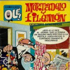 Tebeos: OLE Nº 88 MORTADELO Y FILEMON - CON LA CAJA DE LOS DIEZ CERROJOS - BRUGUERA 1973 1ª EDICION - BIEN. Lote 118665831