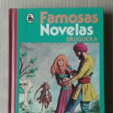 Tebeos: FAMOSAS NOVELAS, VOLUMEN XII (BRUGUERA, 1982).. Lote 118687402