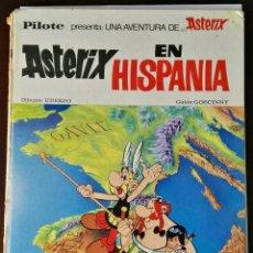 Tebeos: ASTÉRIX EN HISPANIA PILOTE EDITORIAL BRUGUERA 1970. Lote 118748502