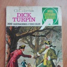 Tebeos: DICK TURPIN.PRIMERA EDICION..1971.NUMERO 38. Lote 118883363