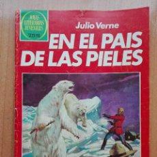 Tebeos: EN EL PAIS DE LAS PIELES.NUMERO 147.3A EDICION 1982. Lote 118885299