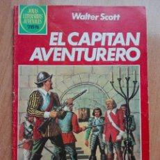 Tebeos: EL CAPITAN AVENTURERO.NUMERO 74.1982. Lote 118885799