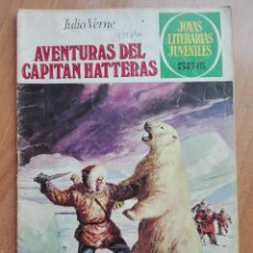 Tebeos: AVENTURAS DEL CAPITAN HATTERAS.NUMERO 71.4A EDICION 1981. Lote 118886539