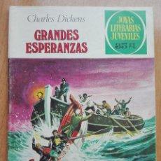 Tebeos: GRANDES ESPERANZAS.NUMERO 150.2A EDICION 1979. Lote 118887335