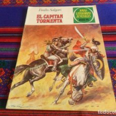 Tebeos: JOYAS LITERARIAS JUVENILES Nº 239 EL CAPITÁN TORMENTA. BRUGUERA 1981. 55 PTS. BE. RARO.. Lote 118923911