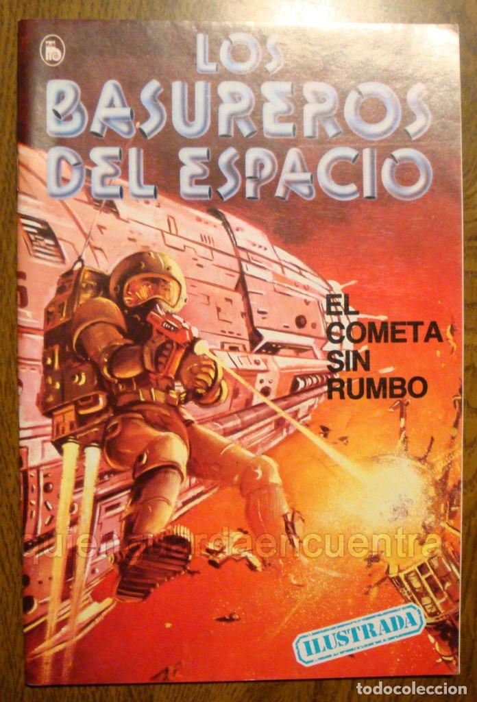 Tebeos: Los Basureros del Espacio 11 comics nuevos 3-4-5-6-7-8-9-10-11-12-13 Bruguera 1986 - Foto 9 - 56482450