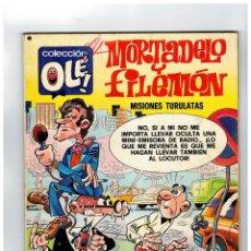 Tebeos: OLÉ! MORTADELO Nº 144 -1ª EDICIÓN 1977- BRUGUERA. Lote 119393147