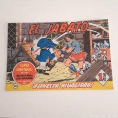 Tebeos: EL JABATO - EDITORIAL BRUGUERA 1962 - N°185. Lote 119467032