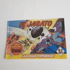 Tebeos: EL JABATO - EDITORIAL BRUGUERA 1962 - N°200. Lote 119477804