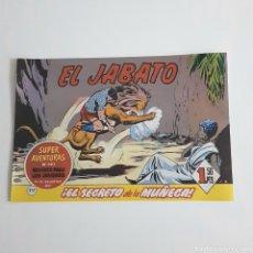 Tebeos: EL JABATO - EDITORIAL BRUGUERA 1962 - N°217. Lote 119478458