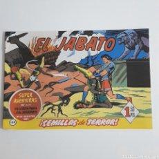 Tebeos: EL JABATO - EDITORIAL BRUGUERA 1960 - N°109. Lote 119480252