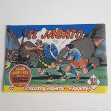 Tebeos: EL JABATO - EDITORIAL BRUGUERA 1961 - N°130. Lote 119481011