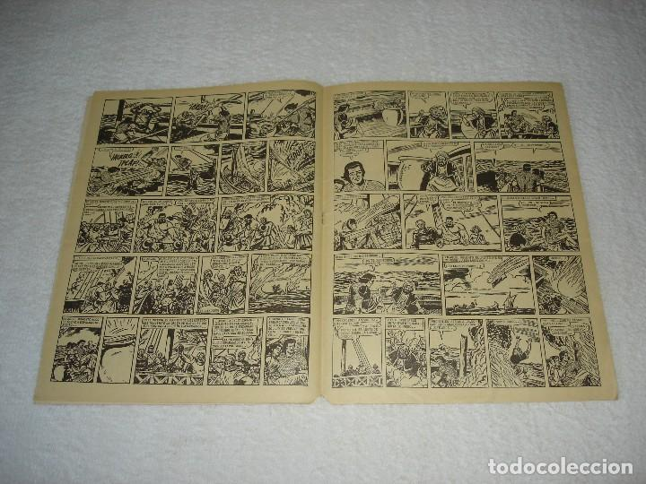 Tebeos: EL JABATO ALBUM GIGANTE Nº 15. LA NAVE DE LOS GORILAS - EDITORIAL BRUGUERA 1966 - Foto 3 - 119481255