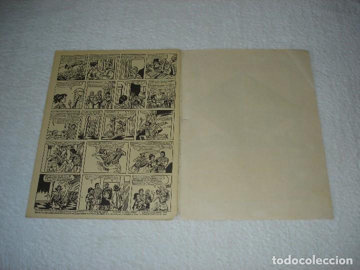 Tebeos: EL JABATO ALBUM GIGANTE Nº 15. LA NAVE DE LOS GORILAS - EDITORIAL BRUGUERA 1966 - Foto 4 - 119481255