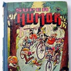 Tebeos: SUPER HUMOR. TOMO XVII 17. 360 PÁGINAS. PRIMERA EDICIÓN AÑO 1977. Lote 119482935