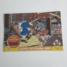 Tebeos: EL JABATO - EDITORIAL BRUGUERA 1962 - N°185. Lote 119482968