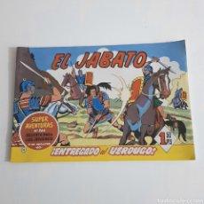 Tebeos: EL JABATO - EDITORIAL BRUGUERA 1960 - N°75. Lote 119484322