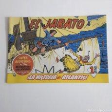 Tebeos: EL JABATO - EDITORIAL BRUGUERA 1959 - N°68. Lote 119484842