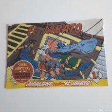 Tebeos: EL JABATO - EDITORIAL BRUGUERA 1962 - N°176. Lote 157295528