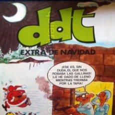Tebeos: DDT EXTRA DE NAVIDAD JOHN HAZARD-PETRA-DON PÍO-DOÑA URRACA-ANACLETO 1981 NUEVO. Lote 204517898