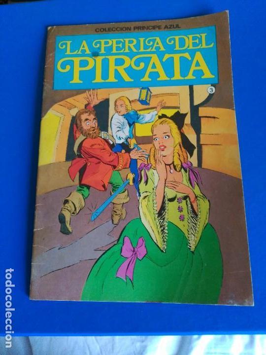 LA PERLA DEL PIRATA - COLECCION PRINCIPE AZUL - BRUGUERA 1980 (Tebeos y Comics - Bruguera - Cuadernillos Varios)