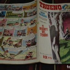 Tebeos: TRUENO COLOR Nº267 EL RESCATE DEL TESORO. Lote 119903615