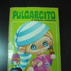 Tebeos: PULGARCITO Y OTROS CUENTOS. 160 ILUSTRACIONES. COLECCION HEIDI Nº 1. BRUGUERA 1972. Lote 119988279
